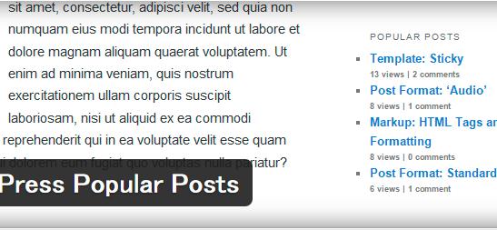 WordPress Popular Postsプラグインで1週間以内の新着記事にだけ特殊な装飾をする方法
